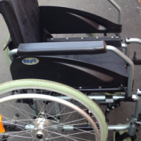 Wheelchair aluminium Invacare for sale
