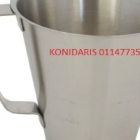 Measuring jugs STAINLESS STEEL