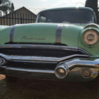 Part 4 of the Menlyn Collection. 1956 Pontiac