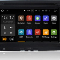 """Zestech AVW701 VW OEM Series 7"""" Touch Screen LCD Android Multimedia GPS Navigation System"""
