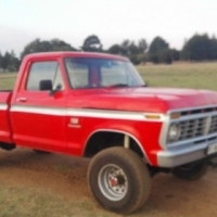FORD F250 4X4 SWOP OR SELL!