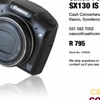 Canon PowerShot SX130 IS Camera