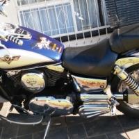 1400 KAWA VULCAN CLASSIC FOR R40,000