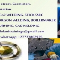 Boilermaker training,Welding,Plumbing,Carpentry. call/contact:.0835362062