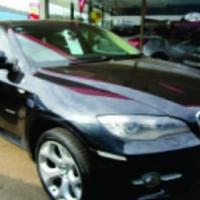 2009 BMW X6 Xdrive 3.5i on auction