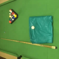 SHOOT Pool Table