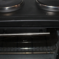2 plate stove S024963A