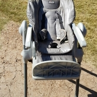 Chicco Fully adjustable feeding chair excellent condition