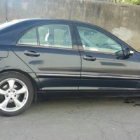 2001 Mercedes Elegance to swop