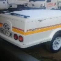 fibreglass trailer