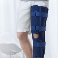 ACTIMOVE GENU TRI PANEL KNEE SPLINT LEG BRACK SIZE A1-S 50CM LENGTH