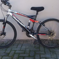 Raleigh fs elevation bike