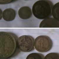 South African old coins