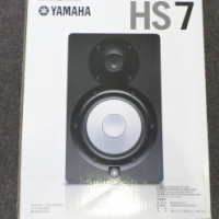 Yamaha Studio Monitor HS-7 Black