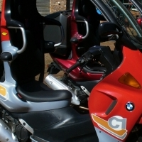 BMW C1  125cc  2004