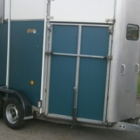 Horse boxetrailers for sale.