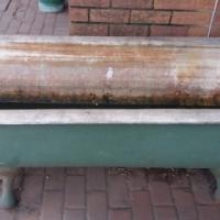 Antique Cast Iron Bath Tub for sale