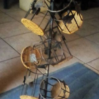 Cutlery stand for sale