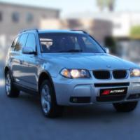 2006 BMW X3 2.0 D