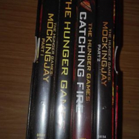 Al die hunger games dvds