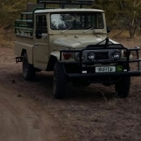 Land cruiser old one to trade