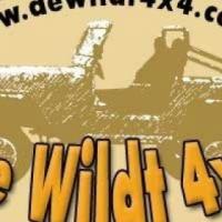 Test your 4x4 at DE WILDT 4X4 GAME PARK