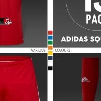 Adidas Squadra 17 Team Kit (15 pack) 7