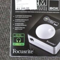 Focusrite VRM Box