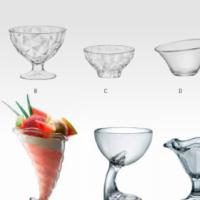 DESSERT - Glassware -