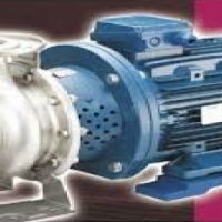 NEW DZA S/STEEL PUMPS