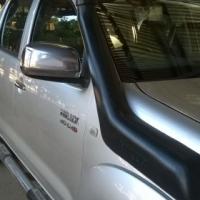 2007 Toyota Hilux d4d dc 4x4