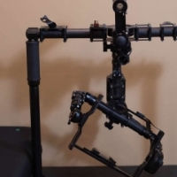 Came-TV CAME-7800H 3-Axis Camera Gimbal with Case and Stand