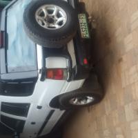 2.8 Turbo Diesel Isusu Fronteir for sale.