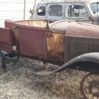 hot rod projects