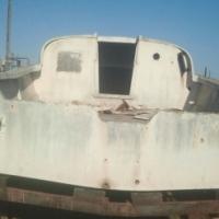 Cabin Cruiser 21ft