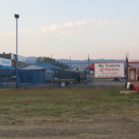 Commercial property centrally situated in  Hartbeespoort on busy Main road (R511)