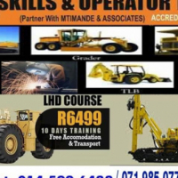 LHD scoop training fully accredited 0719850775