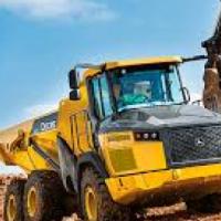 ADT 777 dump truck training FEL Excavator Grader school