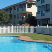 Upmarket beach complex unit for sale