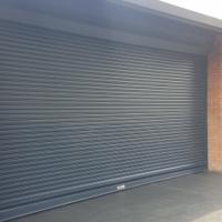 Heavy Duty Industrial Motorised Roll up Doors