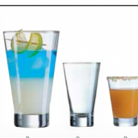 SHETLAND - GLASSWARE