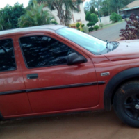 land rover freelander diesel ladie car want small car or 65000