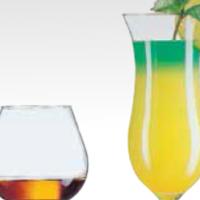 BRANDY/COCKTAILS - GLASSES -