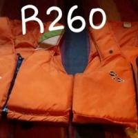 Life jacket for sale.
