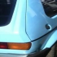 1985 Golf 1 (2door)