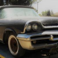 1958 DESOTO DIPLOMAT V8/DODGE/PLYMOUTH/VINTAGE/PROJECT CAR/POTENTIAL STREET ROD