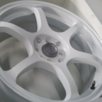 """17"""" RAYS 4/100 4/114 R4800 new"""
