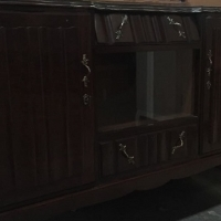 Ball and claw Cabinet