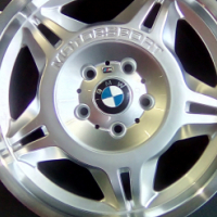 Bmw E36 M3 Motorsport wheels for sale brand new only R8500