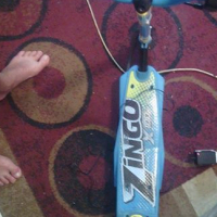 ZINGO X100 24volt scooter te koop